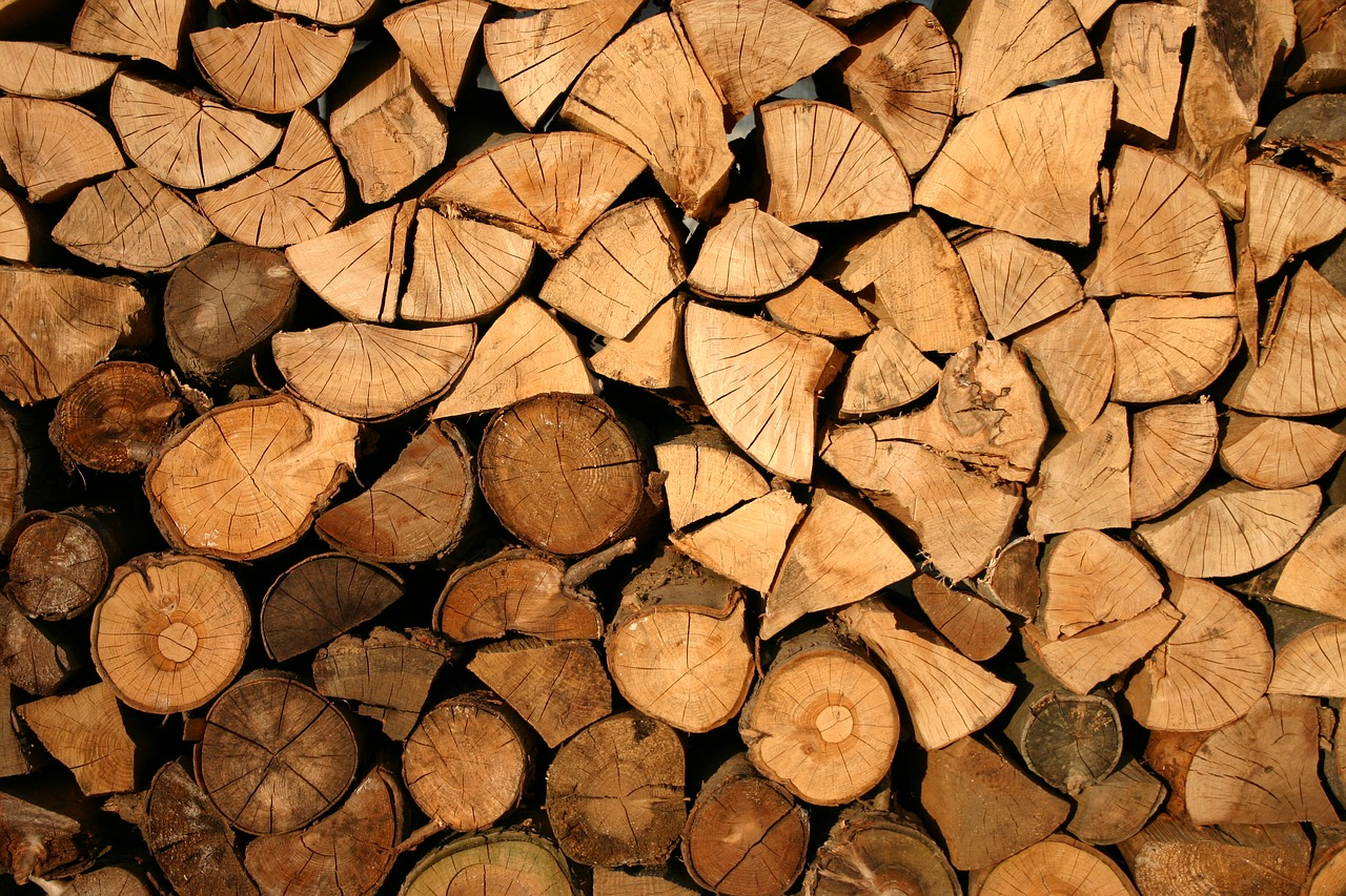 Firewood delivery in Boulder County